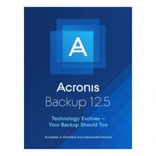 Acronis Backup 12.5 Advanced - Workstation License