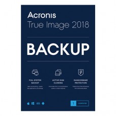 Acronis True Image 2018 (5PC)