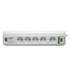 APC Essential SurgeArrest 5 prize 230V cu protecție telefon
