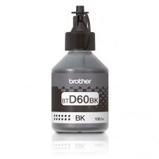 Brother BTD60BK flacon cu cerneală neagră