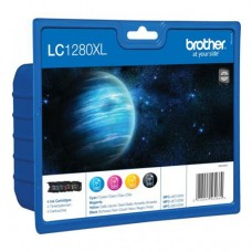 Brother LC1280XLVALBP set 4 cartuşe cerneală
