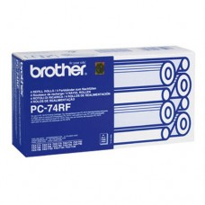 Brother PC-74RF 4 role film reumplere