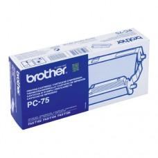 Brother PC-75 cartuş cu film transfer termic