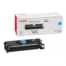 Canon Cartridge 701LC cartuş toner cyan