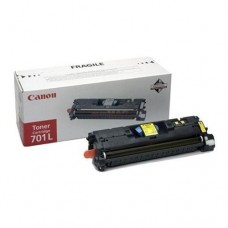 Canon Cartridge 701LY cartuş toner galben