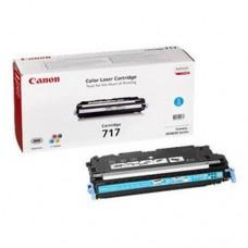 Canon Cartridge 717C cartuş toner cyan