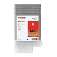 Canon PFI-101R cartuş cerneală roşie