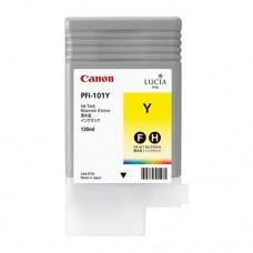 Canon PFI-101Y cartuş cerneală galbenă