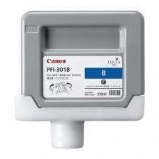 Canon PFI-301B cartuş cerneală albastră