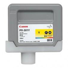 Canon PFI-301Y cartuş cerneală galbenă