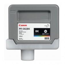 Canon PFI-302BK cartuş cerneală neagră