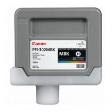Canon PFI-302MBK cartuş cerneală negru mat