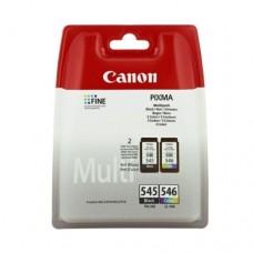 Canon PG-545/CL-546 pachet 2 cartuşe cerneală