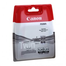 Canon PGI-520BK pachet 2 cartuşe cerneală