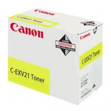 Canon C-EXV21 Y toner galben
