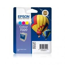 Epson T020 cartuş cerneală color