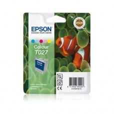 Epson T027 cartuş cerneală color