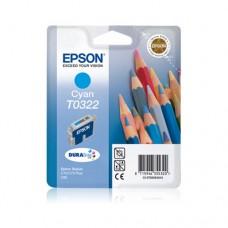 Epson T0322 cartuş cerneală cyan