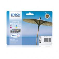 Epson T0445 pachet 4 cartuşe cerneală
