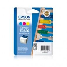 Epson T0520 cartuş cerneală color