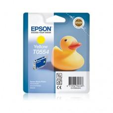 Epson T0554 cartuş cerneală galbenă