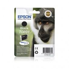 Epson T0891 cartuş cerneală neagră