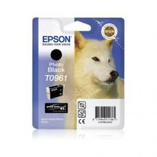 Epson T0961 cartuş cerneală neagră