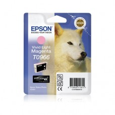 Epson T0966 cartuş cerneală magenta deschis strălucitor