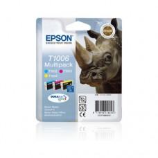 Epson T1006 pachet 3 cartuşe cerneală