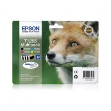 Epson T1285 pachet 4 cartuşe cerneală