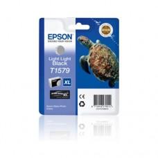 Epson T1579 cartuş cerneală negru foarte deschis
