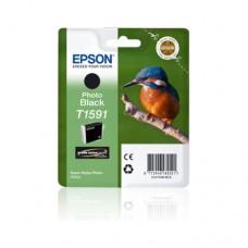 Epson T1591 cartuş cerneală negru foto