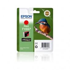 Epson T1597 cartuş cerneală roşie