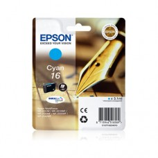 Epson 16 cartuş cerneală cyan