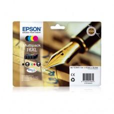 Epson 16XL pachet 4 cartuşe cerneală