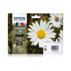Epson 18 pachet 4 cartuşe cerneală