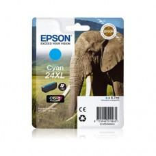 Epson 24XL cartuş cerneală cyan