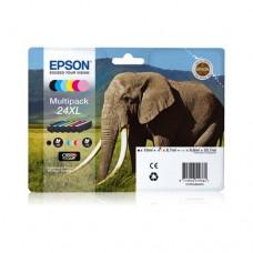 Epson 24XL pachet 6 cartuşe cerneală