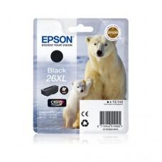 Epson 26XL cartuş cerneală neagră