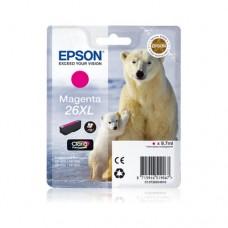 Epson 26XL cartuş cerneală magenta