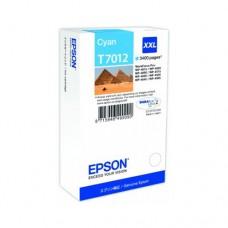 Epson T7012 cartuş cerneală cyan