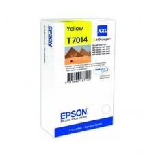 Epson T7014 cartuş cerneală galbenă