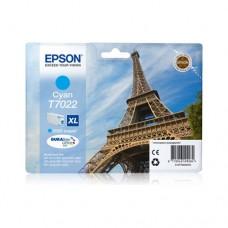 Epson T7022 cartuş cerneală cyan
