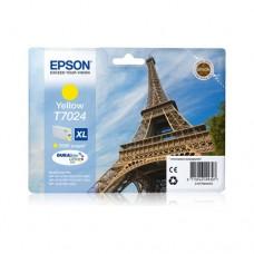 Epson T7024 cartuş cerneală galbenă