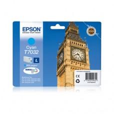 Epson T7032 cartuş cerneală cyan