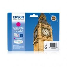 Epson T7033 cartuş cerneală magenta