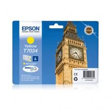 Epson T7034 cartuş cerneală galbenă