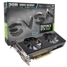 EVGA GeForce GTX 660 3GB FTW Signature 2