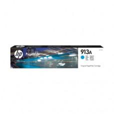 HP 913A cartuş cerneală cyan