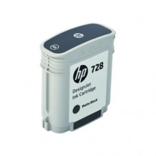 HP 728 cartuș cerneală negru mat 69ml